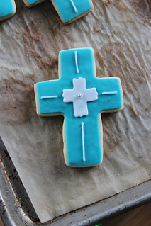Boy Baptism Cookie | by sugarcrushmiami