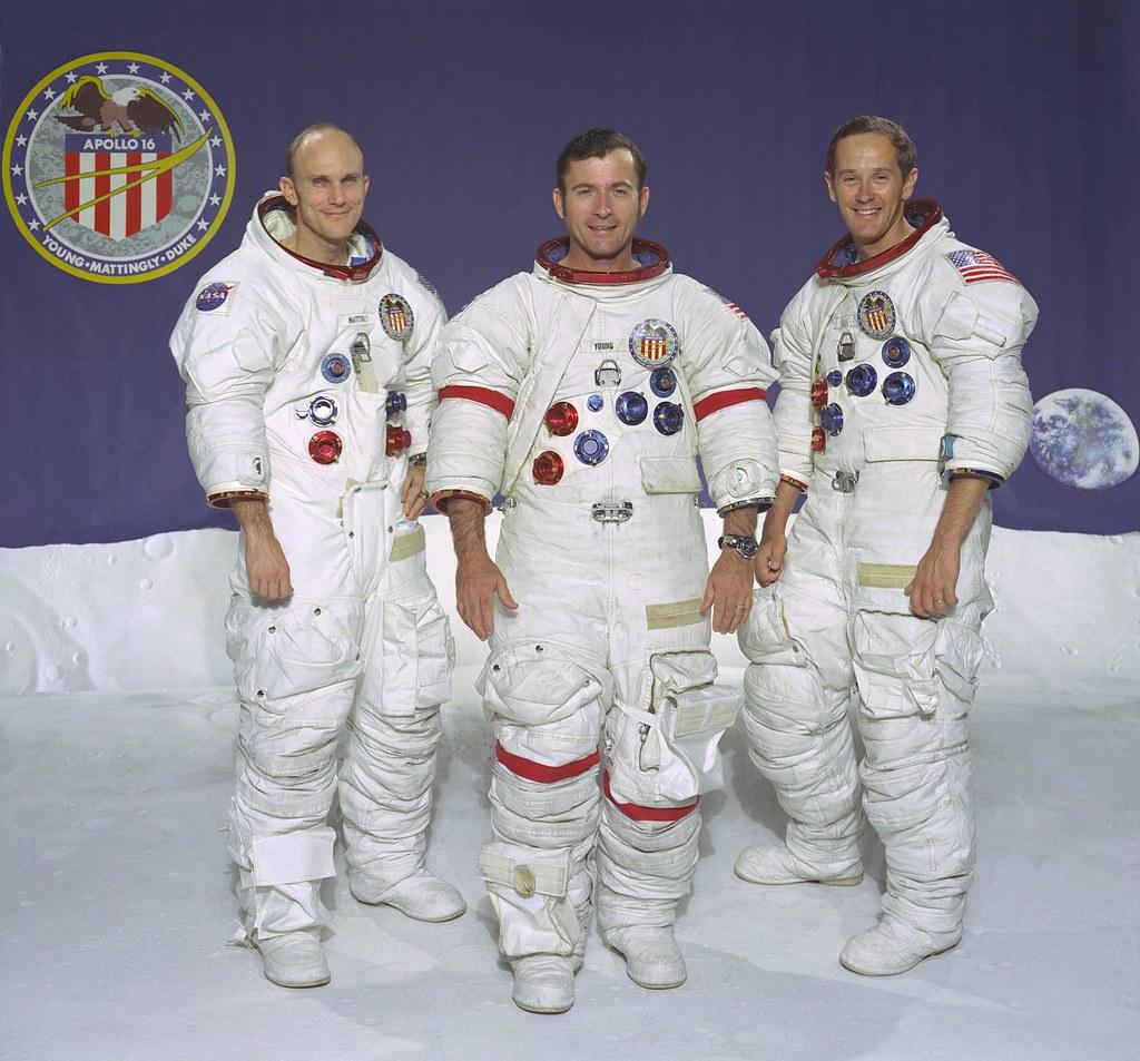 Apollo 16: Prime Crew