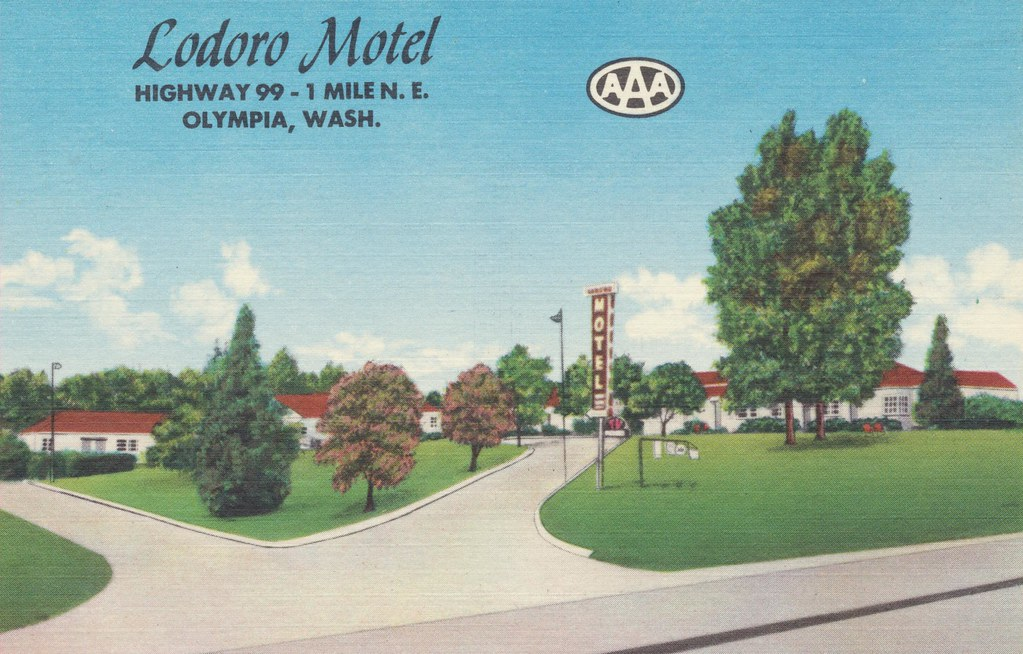 Lodoro Motel - Olympia, Washington
