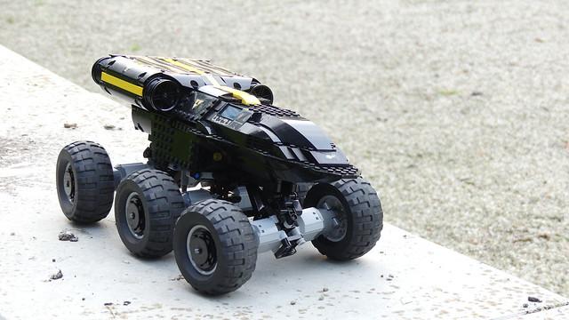 LEGO Blacktron Scouttrax
