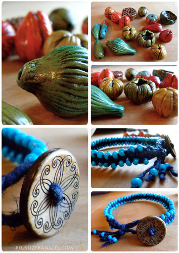 Bead Table Wednesday | by plussizebangles