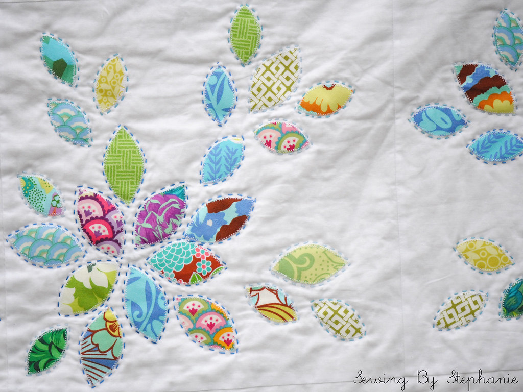 Hand quilting detail | Detail of the hand quilting I did aro… | Flickr