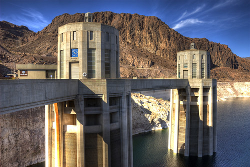 Hoover Dam - Water Intake - Nevada | by KN6KS