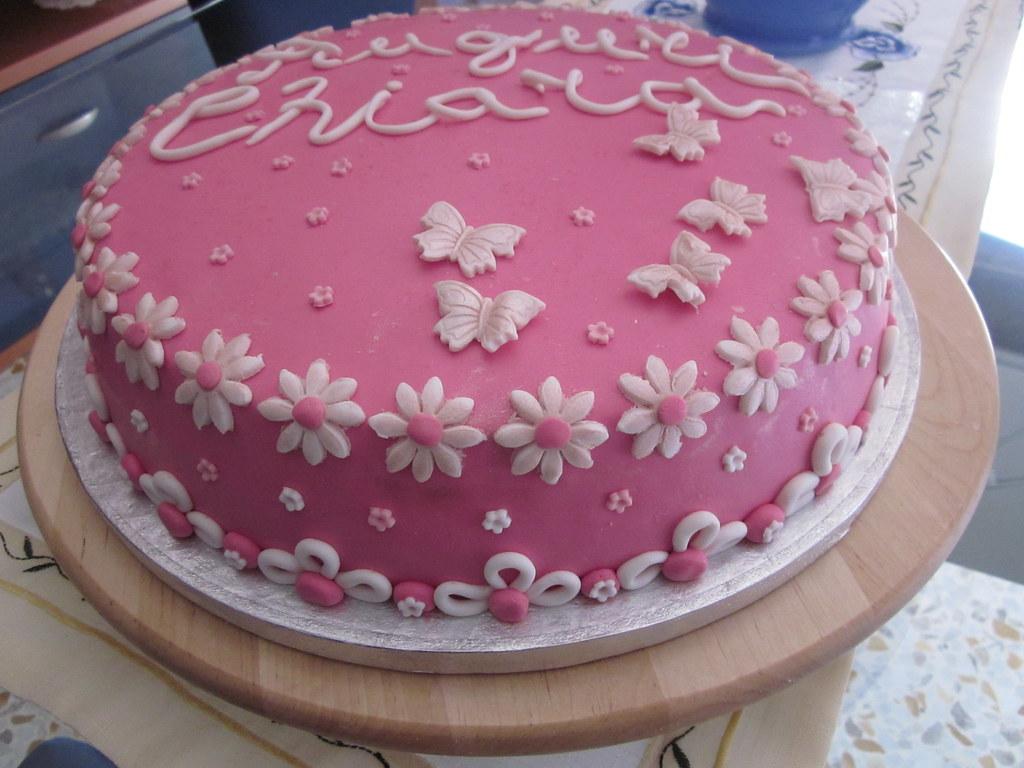 Torta Compleanno Ragazza