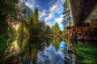 Reflections in Yosemite | by MDSimages.com