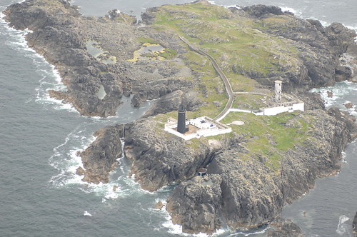 Slyne head light house | by Irish Defence Forces