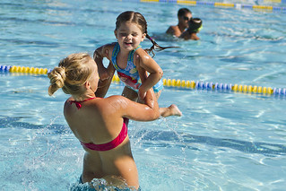 swim lessons | by The Spohrs Are Multiplying...