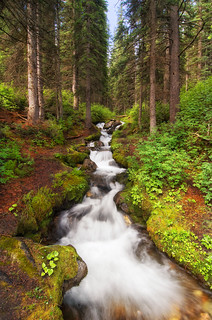 Mountain Stream | by justbelightful