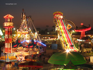 County Fair Midway | by GeorgeAlger.com