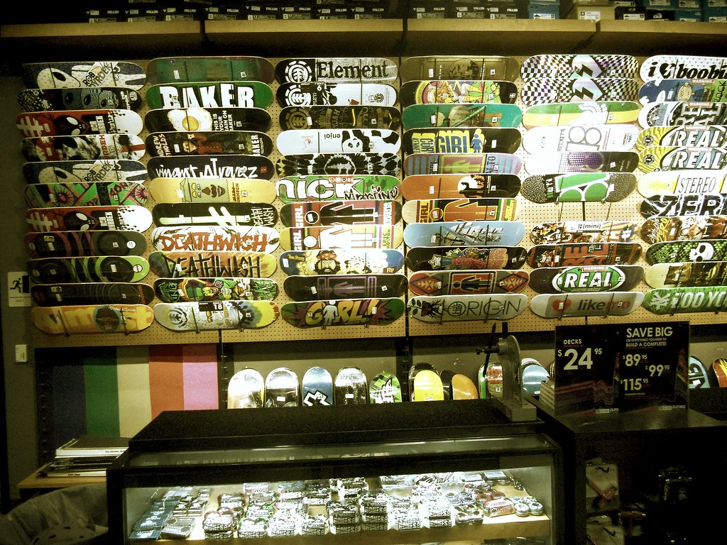 Zumiez -  Skateboards Decks At Zumiez By Di3 Kid