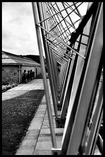 Triangles at Chatsworth House | by Miles From Nowhere Photography