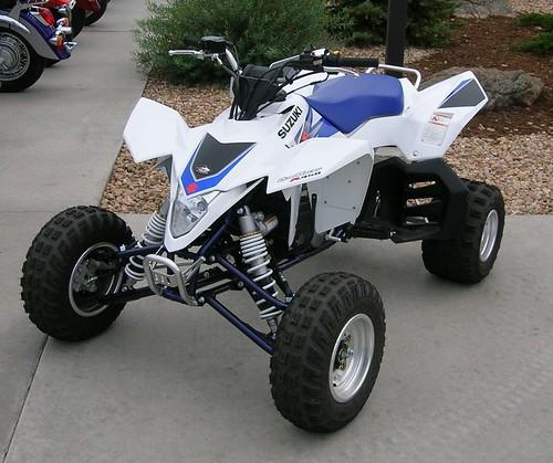 Suzuki Quadracer R Parts