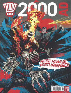 2000 AD Prog 1781 | by Shannon Ocean