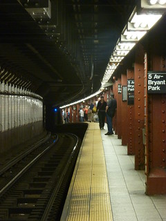 201206105 New York City subway station 'Fifth Avenue – Bryant Park' | by taigatrommelchen