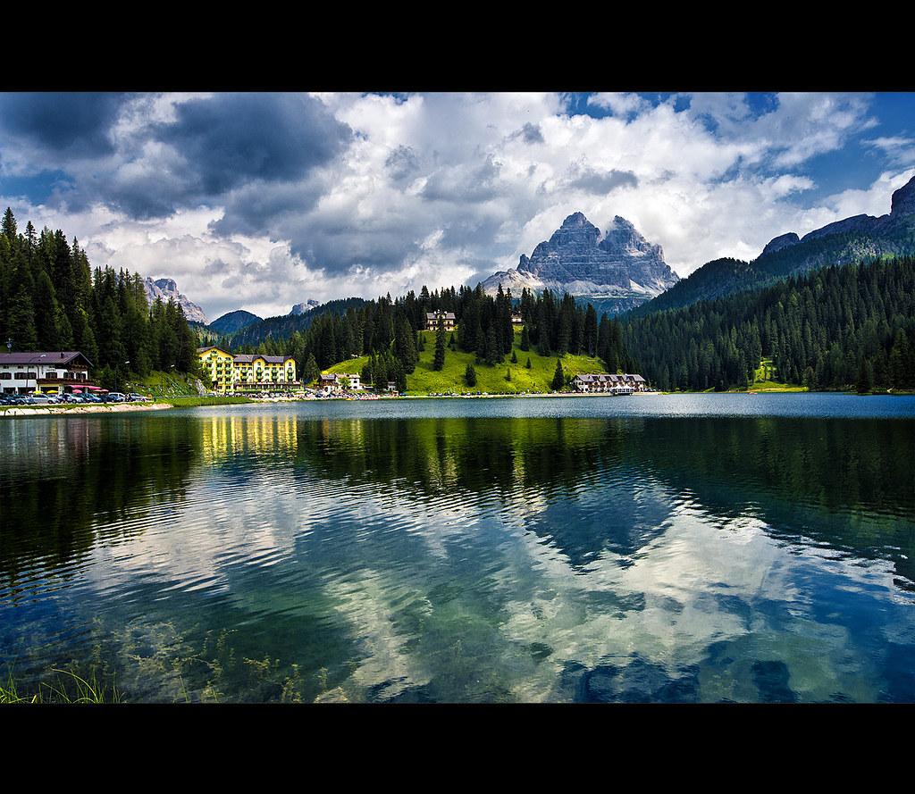 Lake Misurina, Dolomites, Italy   Ingrid0804   Flickr