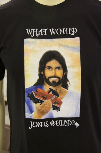 What Would Jesus Build? | by PennLUG