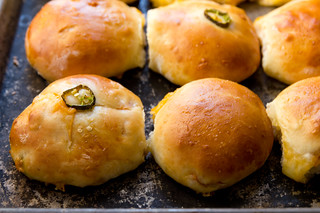 Ham and Cheese Kolache | by TheBrewer&TheBaker