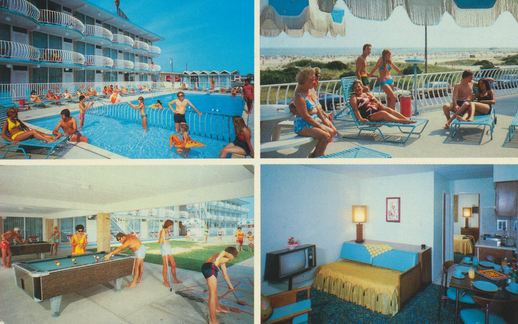 "Imperial ""500"" Motel - Wildwood Crest, New Jersey"