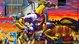 GRAFFITI_NEWTOWN_120321 - 02 | by baddogwhiskas
