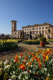 Osborne House in spring | by Christian Beasley