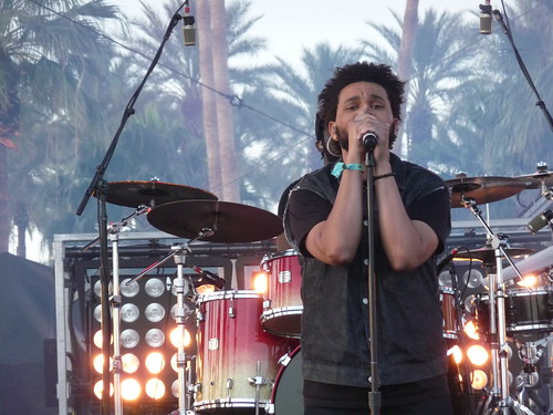 Coachella 2012 Day 3: The Weeknd | by vonlohmann