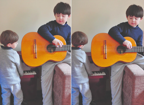 Musical duo. | by Littlelifes