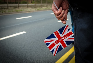 Waiting for Team GB | by Mr Ush