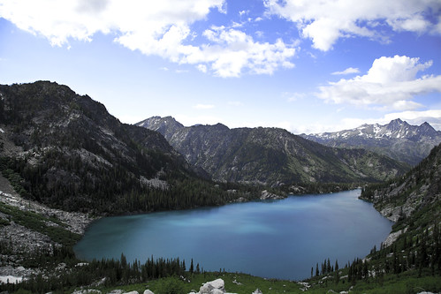 Colchuck Lake The Enchantments - Leavenworth, WA | by M A T C H S