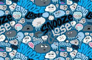 1158 20120730 Snooze & Lose | by Chris Piascik