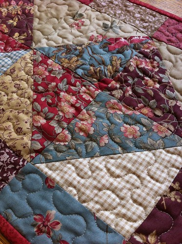 Antique Fair by Moda Table Runner | by CoraQuilts~Carla