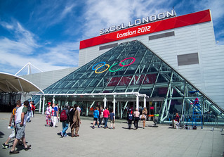 Olympics 2012: ExCel, London | by simononly