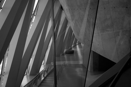 Mercedes museum, inside stair | by julien. H