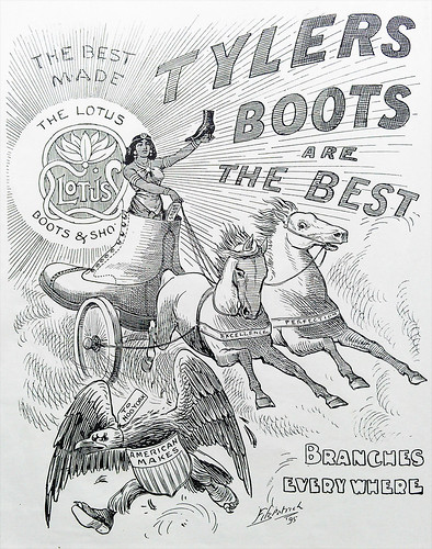 Tylers Boots are the Best | by National Library of Ireland