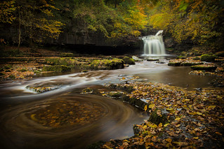Cauldron Falls, West Burton (Explored Front Page) | by mplatt86
