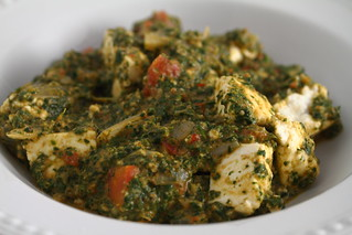 Palak Paneer | by arsheffield