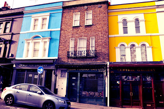 Notting Hill | by camilla didriksen