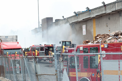 Atlantic packaging fire, Midland and Progress, May 7 2012 | by florencechan.ca