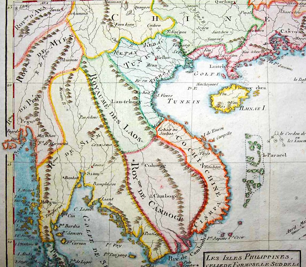 1780 bonne map southeast asia philippines inset maps of g flickr 1780 bonne map southeast asia philippines inset maps of guam mariana gumiabroncs Images