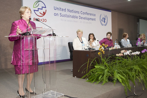Women Leaders' Summit at Rio+20 | by UN Women Gallery
