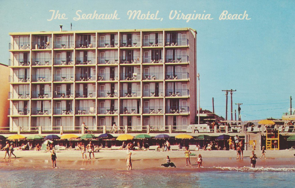 The Seahawk Motel - Virginia Beach, Virginia