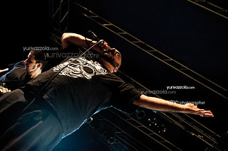 Linea 77 live@RugbySound | by YRV* Photographer
