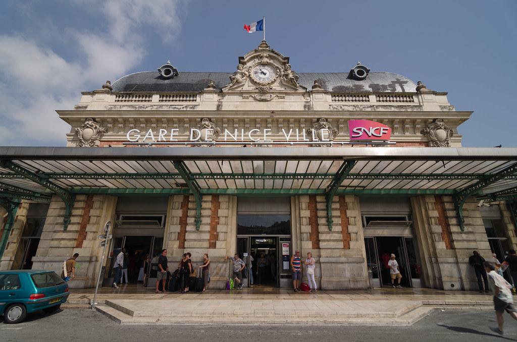 Estação Nice Ville