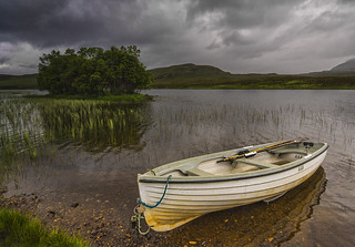 Fishing Boat - Loch Awe | by Michael Carver Photography