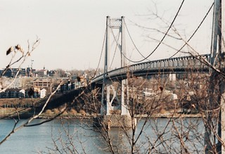 THE MID HUDSON BRIDGE IN 1985 | by richie 59