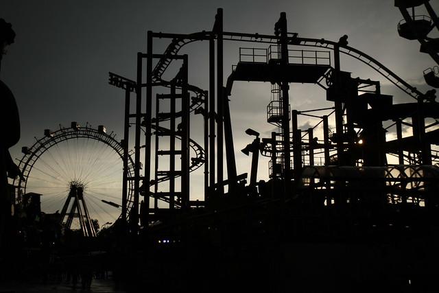 Vienna's Riesenrad