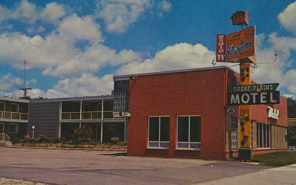 Great Plains Motel - Lincoln, Nebraska