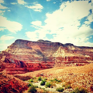 Arizona, you're pretty. #roadtrip | by Completely Delicious