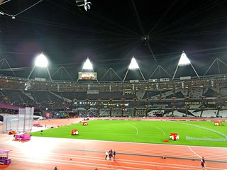 Inside the Olympic Stadium | by DaveJC90