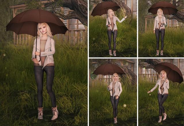 Raindale ~ spring umbrella