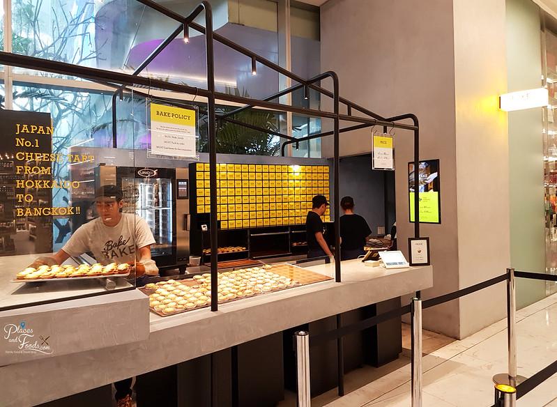 bake hokkaido emquartier outlet